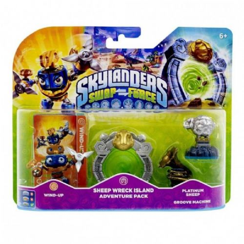 Skylanders Swap Force Adventure Pack x 1